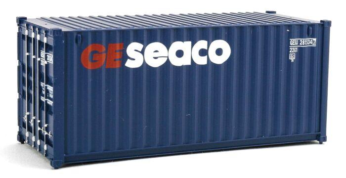 20' Corrugated Container