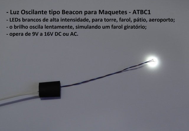 """Módulo de Luz """" Beacon"""""""