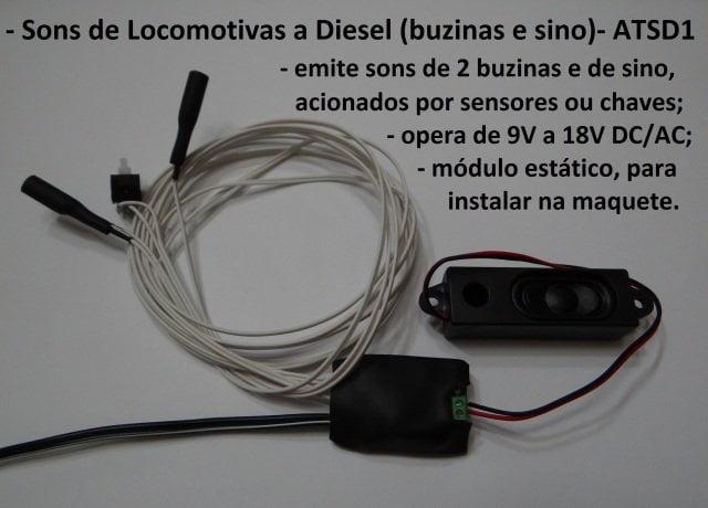 Sons de Locomotiva a Diesel