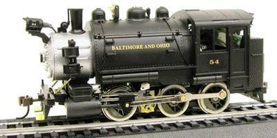 Locomotiva 0-6-0 Som e DCC