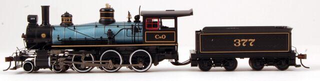 Locomotiva 4-6-0 Com Som e DCC