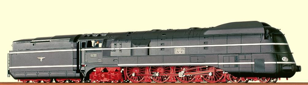 Locomotiva BR 06 Com Som e DCC