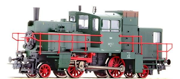 Locomotiva Class 3071 Com Som e DCC