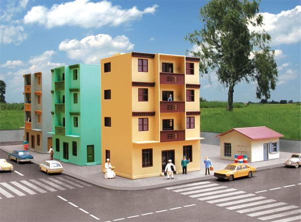 Prédio de Apartamento