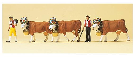 Leiteiros e Vacas