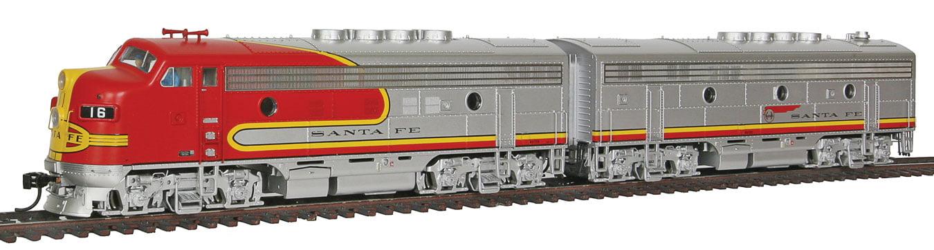 Locomotiva F3 A/B Som e DCC