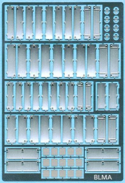 Diesel Locomotive Hood Doors