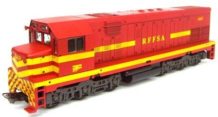 Locomotiva G22U RFFSA