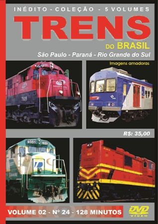 Trens do Brasil-Vol 02