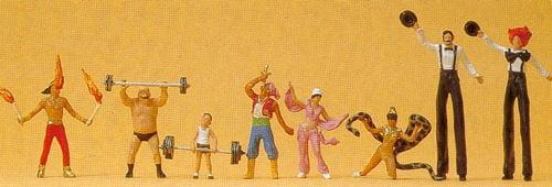 Figuras de Circo
