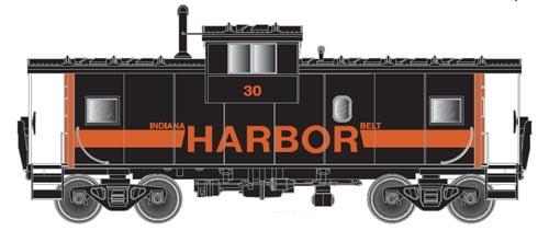 Vagão Caboose HARBOR