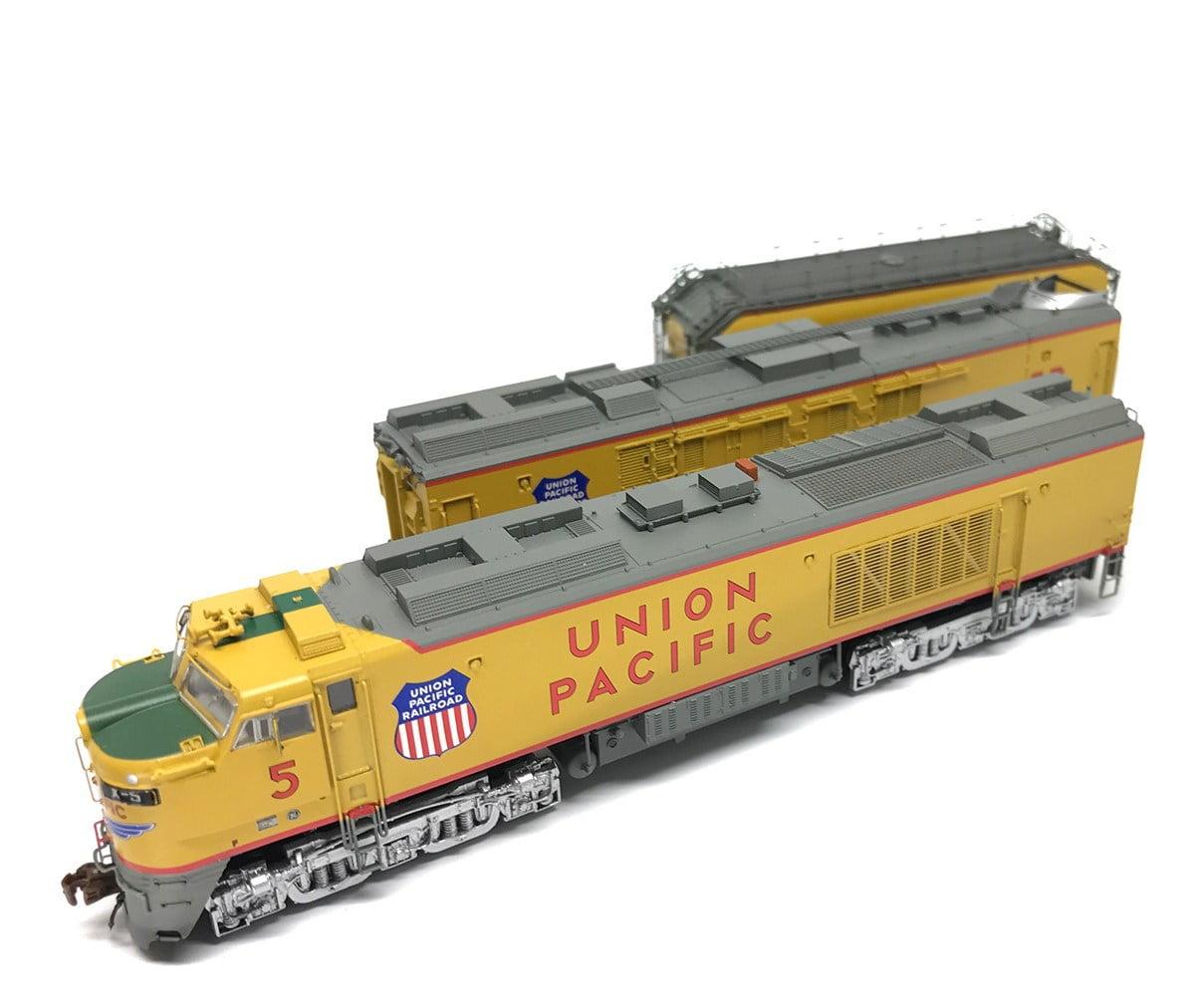 Union Pacific GTEL 8500 Turbine