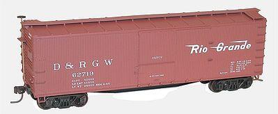 40' USRA Box