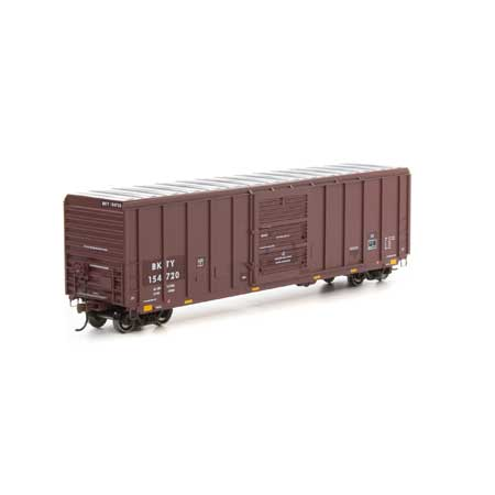 50' PS 5344 Box Car