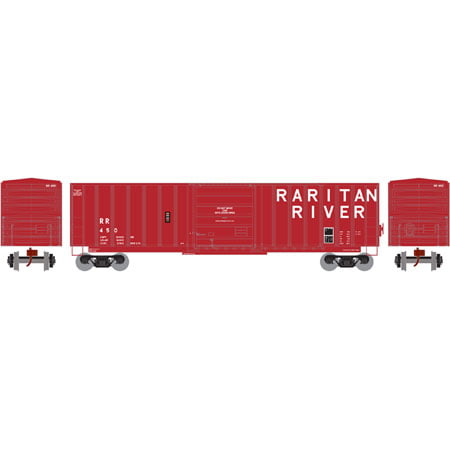 Box Car 50' Raritan River