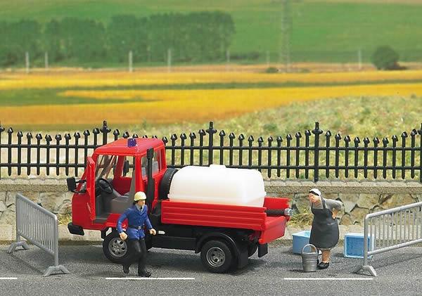 Caminhão de Abastecimento de Água