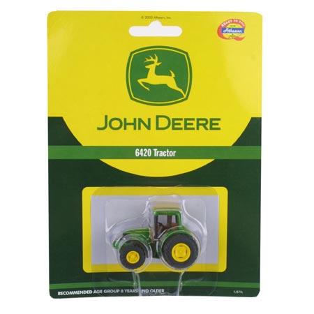 Trator John Deere 6420