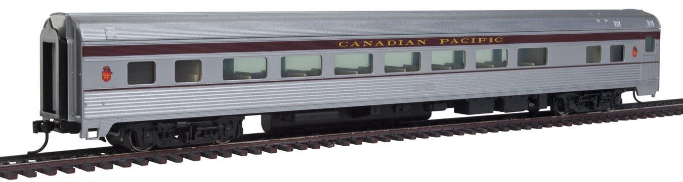 85' BUDD Large-Windown Coach