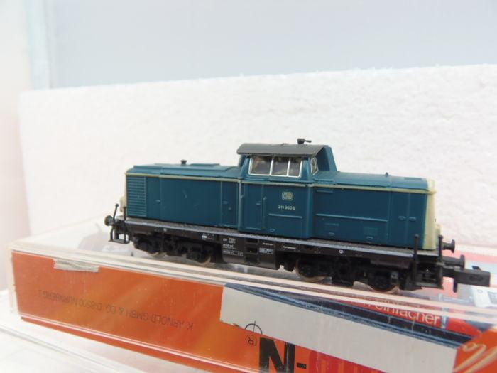 Locomotiva BR211