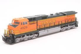 Locomotiva C44-9W BNSF
