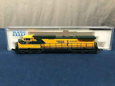 Locomotiva CNW C44-9W