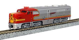 Locomotiva PA-1Com Som e DCC
