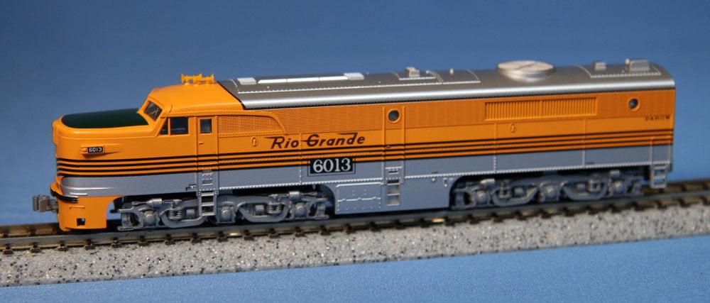 Locomotiva PA/PB