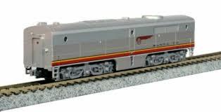 Locomotiva PB-1 Com Som e DCC
