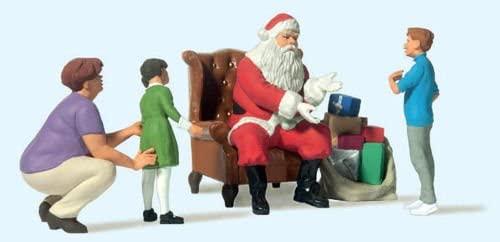 Papai Noel e Família