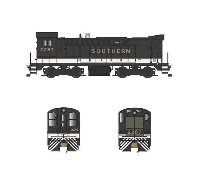 Baldwin DS 4-4-1000