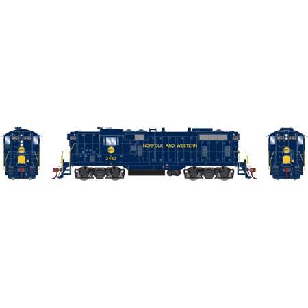 Locomotiva GP7 Com Som e DCC Tsunami 2
