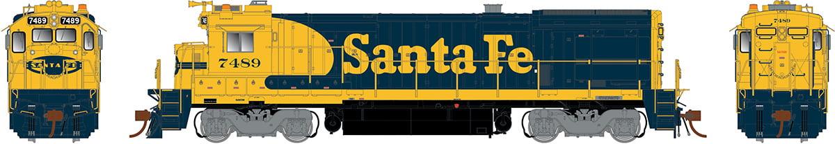 Locomotiva  GE B36-7 Com Som e DCC