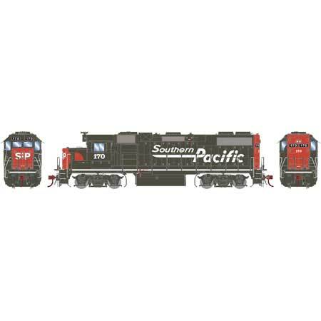 Locomotiva GP38-2 Com Som e DCC SP