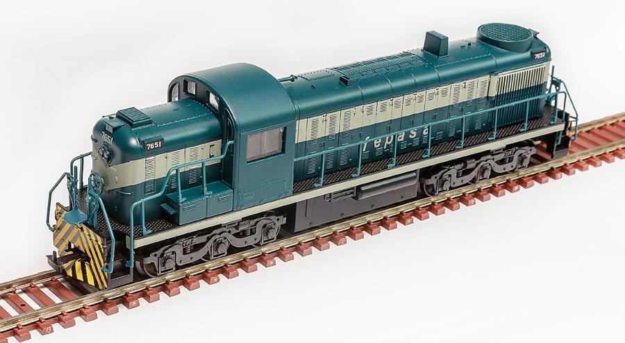 Locomotiva RSC-3 FEPASA