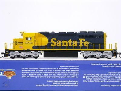 Locomotiva SD40-2 Com Som