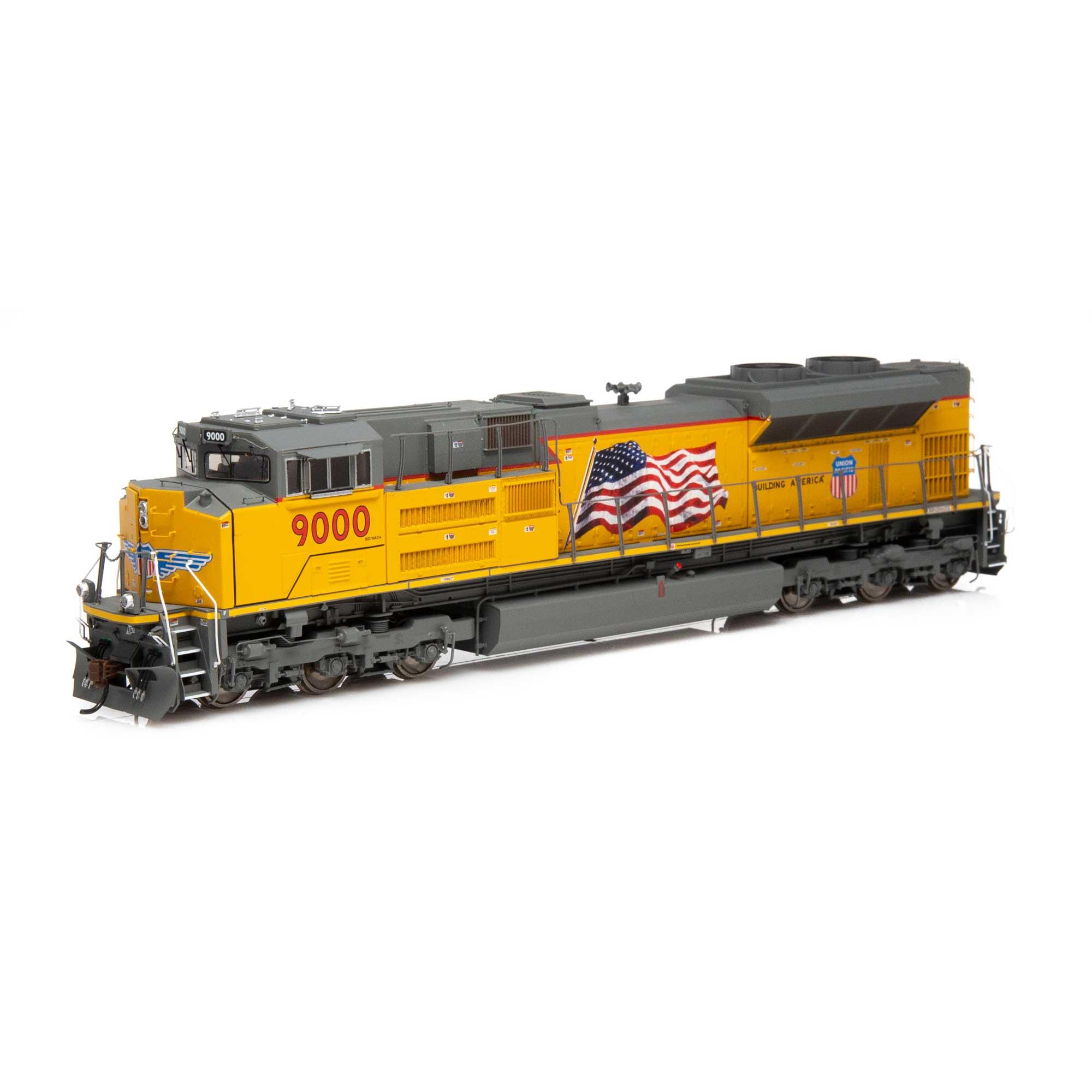 Locomotiva UP SD70ACe Com Som e DCC