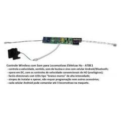 Controle Wireless Para Locomotivas Elétricas