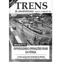 Trens Modelismo #49