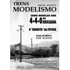 Trens Modelismo #57
