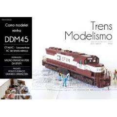 Trens e Modelismo # 92