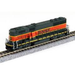 Locomotiva GP60B