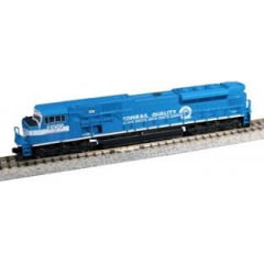 Locomotiva SD80MAC