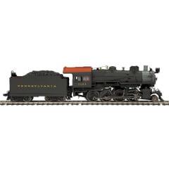 Locomotiva 2-8-0 Com Som e DCC