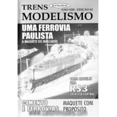 Trens e Modelismo # 62