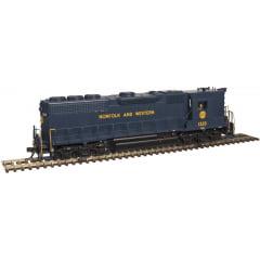 Locomotiva GP40