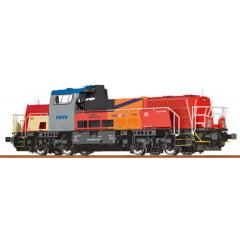 German Diesel Locomotive 15D Innotrans