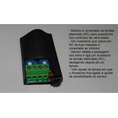 Detetor/Sensor de Trens