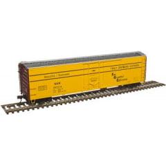50' Plug Door Box Car
