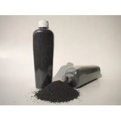 Minério - Carvão - Preto