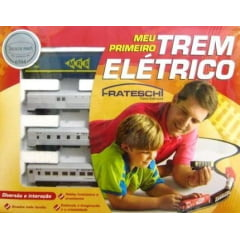 TREM ELÉTRICO MRS PRATA EXPRESSO RIO / SÃO PAULO